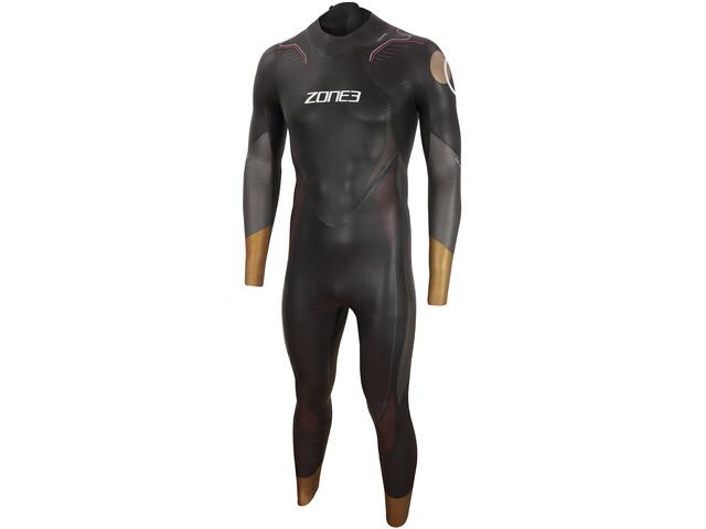 Zone3 Thermal Aspire Wetsuit Heren, zwart/goud